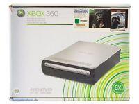 Xbox 360 - HD-DVD Player (incl. remote control) [Microsoft] (boxed)