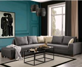 corner sofa/sleeper from Wayfair 🔥BRAND NEW IN BOX🔥dark grey
