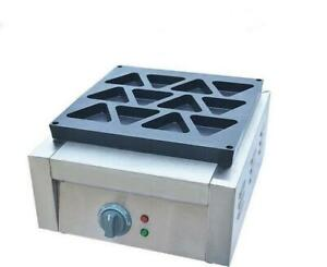 Sandwitch Baker Waffle Maker Red Bean Cake Oven Pastry Making Machine 110V 028001