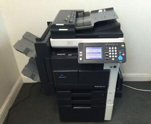 Photocopieur Commercial Konica Minolta Bizhub 362 (Bas Compteur)