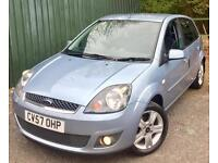 Ford Fiesta 1.25**Zetec Climate Edition**ONLY 37927 Miles From New!!**