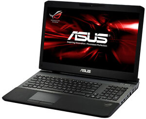 Portable ASUS G75VW-DS72 i7 Republic of Gamer