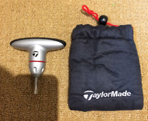 NEW - TAYLORMADE UNIVERSAL TORQUE WRENCH & CASE - $20 OBO