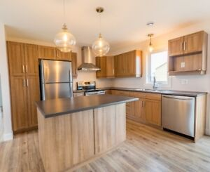 NEW CONSTRUCTION 3 Bed Duplex in Dieppe - Heat & Lights INCLUDED