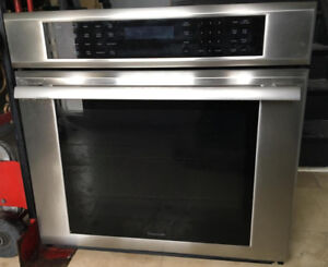 """THERMADOR MASTERPIECE WALL OVEN ME301ES 30"""""""