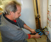 PLUMBER KITCHENER • PLUMBING SERVICES • LICENSED PLUMBER ON-CALL