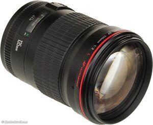 Canon 135mm L Lens