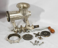 Meat grinder, size 22 Manual  YES, it is available. When would y