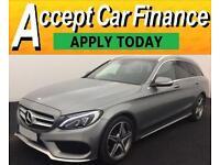 Mercedes-Benz C250 FROM £135 PER WEEK!