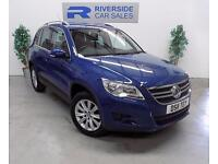 2011 Volkswagen Tiguan 2.0 TDi Match 5dr 5 door Estate