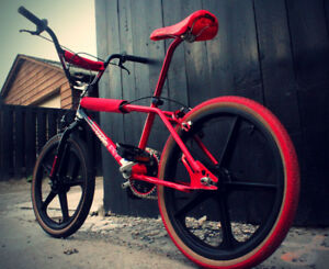 1987 Haro FST Old School BMX true survivor