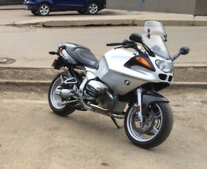 BMW R1100S with ABS, heated grips