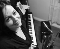 Saxophone & Piano Lessons with Danielle Beck