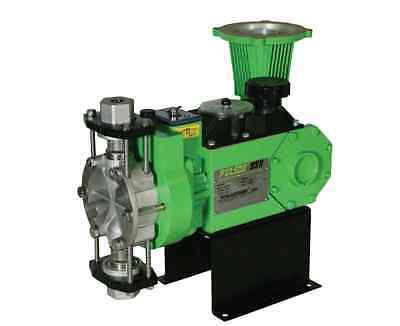 Pulsafeeder Pulsar 55h Hydraulic Diaphragm Metering Pump Mdl. 55hl New