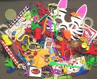 100 Piece Toy - 100 piece GrAb BaG assortment Trinket Toys Dentist Treasure BoX Filler refill