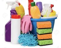 A few more cleaning jobs wanted