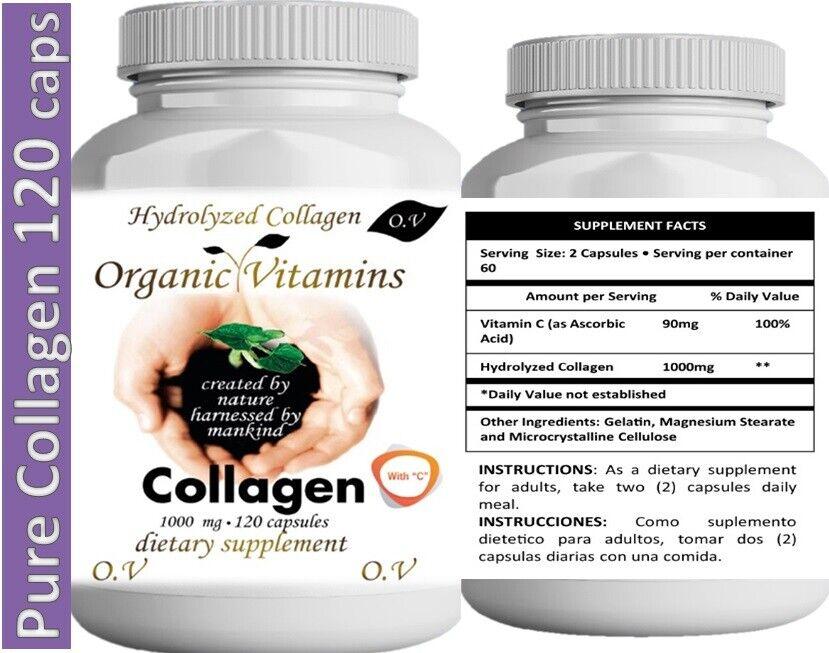 Mejores pastillas de colageno hidrolizado para las articulaciones, huesos, piel  2