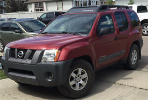 Nissan XTERRA OFF ROAD SUV-2005