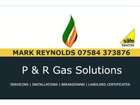 Domestic Gas Engineer - For All Your Gas Needs Including New & Replacement Boilers