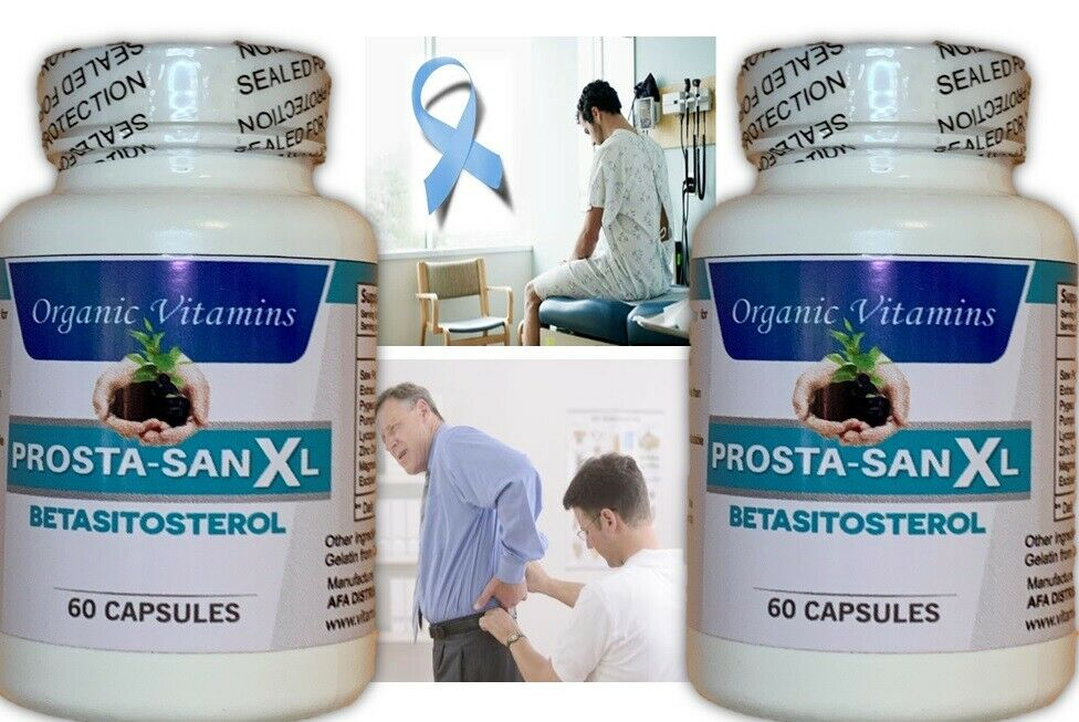 Treatment for Prostatitis Pills to shrink prostate 120 capsules prostasan-Herbac 5