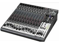 Behringer Xenyx 2442FX with USB Interface for DAW Recording