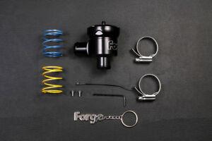 Forge Motorsport 008 Diverter Valve 1.8T Audi TT A4 S4 VW GTI DV Black FMDV008