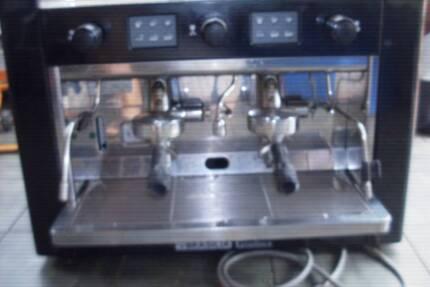 BARGAIN,, 2 GROUP BRASILIA GRADISCA,COFFEE MACHINE