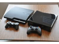 Playstation 3 and Xbox 360 SLIMS
