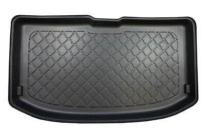 Bandeja Maletero de Goma para Suzuki Ignis III Hatchback 2017- Banco Deslizable
