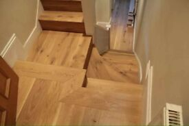 Laminate, Lvt and Real Wood Floor Fitters