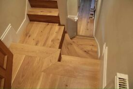 Laminate/ wood floor fitter