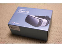 Almost New Samsung Gear VR Virtual Reality!! For Galaxy S6, S7 and Edge!!