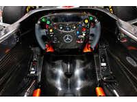 MCLAREN MERCEDES MP4-26 FORMULA 1 F1 RACE CAR COCKPIT POSTER PRINT 24x36 9MIL