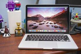 Apple MacBook Pro 13' Core i5 2.5Ghz 8gb 500GBHDD Logic Pro X Adobe Final Cut Pro Microsoft Office