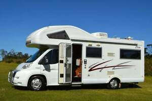 Winnebago Birdsville Elite Automatic Motorhome with Island Bed Albion Park Rail Shellharbour Area Preview