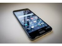 HTC A9 Unlocked 16GB Black All Metal Body Android 6.0 Smartphone with expandable memory!