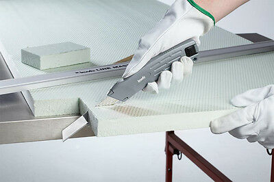 kwb profi d mmstoffmesser 173 mm mit 140 x 18 mm klinge handwerkerqualit t ebay. Black Bedroom Furniture Sets. Home Design Ideas