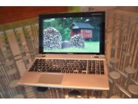 Gaming TOSHIBA Satellite P855 i7-3630QM , 12gb ram ,Nvidia 640m , 500gb hdd ,Win8