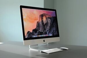 """iMac 27"""" 3.2ghz Intel Core i5, 8GB RAM - LATE 2013 Noble Park Greater Dandenong Preview"""