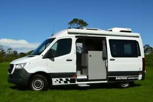 New Mercedes Automatic Safari Edition Motorhome with Shower & Toilet Albion Park Rail Shellharbour Area Preview