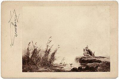 F.S. Hanfstaengl , Zwengauer, Original-Photo, um 1870
