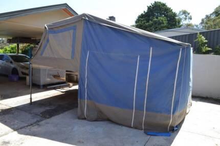 Custom Heavy-Duty Offroad Camper Trailer Glen Forrest Mundaring Area Preview