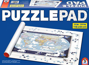 Puzzle Pad für Puzzles bis 3000 teile günstig kaufen Schmidt spiele 57988 Geduldspiel