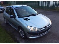 2005 Peugeot 1.4 very low millage