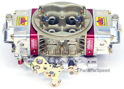 AED 1000HO Holley Double Pumper Carburetor Street / Race 1000 HP HO Red