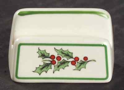 Spode CHRISTMAS TREE Place Card Holder S5541964G2 ()