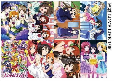 2968 New Anime Love Live lovelive Poster Wall Scroll cosplay A