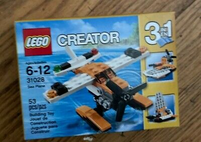 Retired: New Lego Creator Propeller Power 31028 Sealed in box 53 PCS