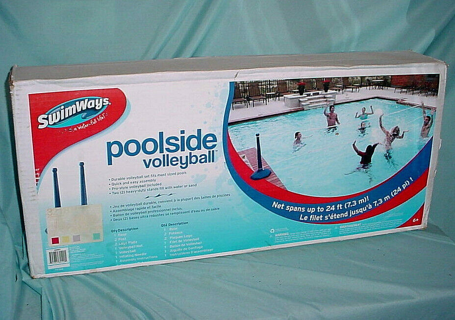 SwimWays Volleyball Accessory Kit