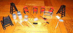 Huge-WRESTLING-Lot-WCW-WWF-NWO-WWE-ECW-TNA-Chair-Ladder-Crutch-Chainsaw-Garbage